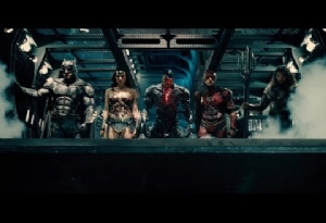 Justice League 1. Fragman