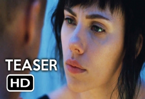 Ghost in the Shell Fragmanı