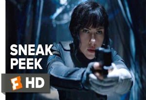 Ghost in the Shell Official Sneak Peek Fragmanı